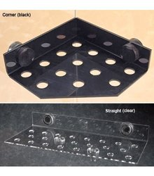 Eshopps AEO19110 6 inch Frag Rack Corner black