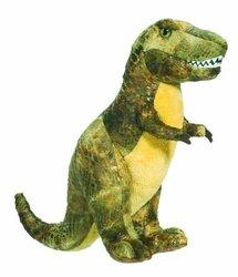 """Douglas Cuddle Toys 10"""" Dino's Tyrannosaurus Rex - Small"""