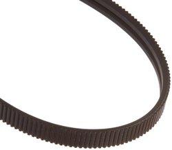 "Gates 4/7M825JB Polyflex JB Belt, 7M Section, 1-1/8"" Top Width, 32.20"" Length"