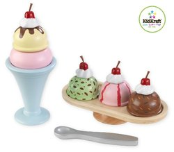 KidKraft Ice Cream Sundae Playset