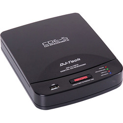 DJ Tech CD Encoder 5 CD to MP3 Direct Encoder