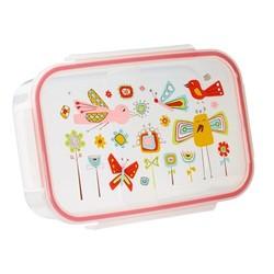 Sugarbooger Plastic Good Lunch Box - Hoot