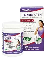 Evalar Cardio Active Supplement - 60 Count