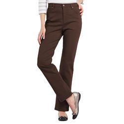 Gloria Vanderbilt Women's Amanda Classic Jeans - Dark Roast - Size: 14R