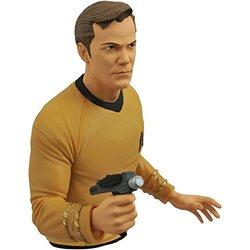 Diamond Select Star Trek: Captain Kirk Vinyl Bust Bank Toys 993857