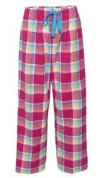 Boxercraft Women's Fashion Flannel Pajama Pant  - Caribbean-  Size: Small