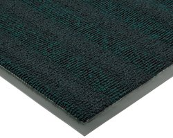 Notrax Vinyl 139 Boulevard Entrance Mat - Hunter Green
