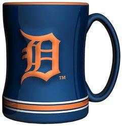 Great American Detroit Tigers Ceramic Mug Set - Multi