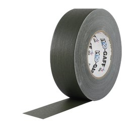 "ProTapes 55-yds 3"" Gaff Matte Cloth Gaffer Tape - 16-Pack - Olive Drab"