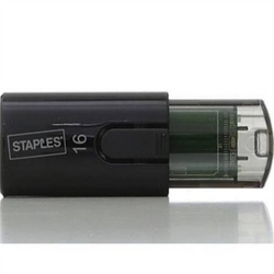 Staples USB 2.0 16GB Flash Drive - Black (27988)