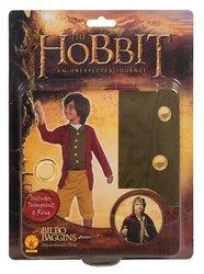 Rubie's The Hobbit Bilbo Baggins Adventurers Costume Suit Set - One Size