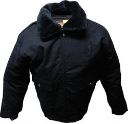 Men's Duty Jacket for Law Enforcement and Security - Navy - Sz: Med. Long