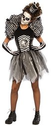 Rubie's Women's Sassy Skeleton Costume - Large