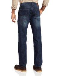 Lee Men's Modern Series Straight Fit Jeans - Blue Devil - Size: 34x34