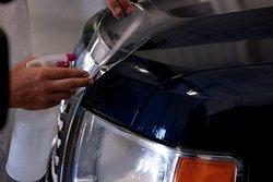 Husky Liner Hood & Door Edge Pre-Cut Shield Paint Protection Film (08009)