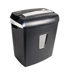 Aurora CrossCut Pullout Paper Shredder 10 Sheet