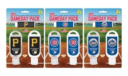 Worthy Promotional MLB 3-Piece MLB Oakland Athletics Gameday Skincare Pack