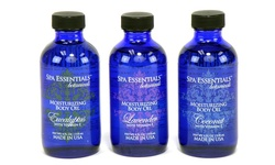 Spa Essentials Botanicals Moisturizing Body Oils - Coconut