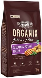 Organix Grain Free Chicken & Potato Recipe Dry Dog Food