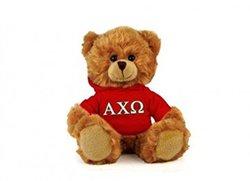 """Alpha Chi Omega 6"""" Plush Teddy Bear"""