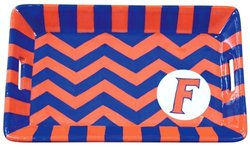 Magnolia Lane University of Florida Ceramic Mini Serving Tray