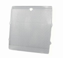 LG Electronics Refrigerator Shelf Insert/Cover - Clear