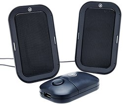 Digital Innovations AcoustiX Portable Multimedia Speakers (4330600)
