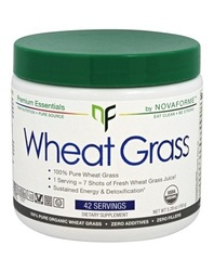 Nova NovaForme - Organic Wheat Grass Powder - 5.29Oz