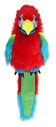 The Puppet Company - Large Birds - Amazon Macaw