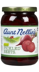 Aunt Nellies Sliced Ruby Red Pickled Beets