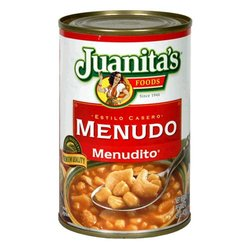 Juanita's Foods Menudo Cans - Pack of 12 - 15 Oz
