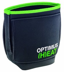 Optimus (H)EAT Insulation Pouch - Black/Green