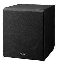 "Sony Core Series 10"" 115W Active Subwoofer System - Black"