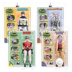 Figures Toy Company Batman Classic TV Series Action Figures