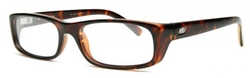 Kaenon Unisex Rectangular Optical Frame - Tortoise