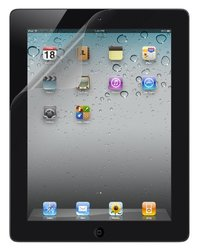 Belkin Transparent Overlay -2 Pack for iPad2 F8N616eb2