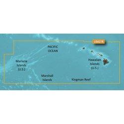 Garmin Bluechart G2 Hawaiian Island to Mariana Isl MicroSD/SD