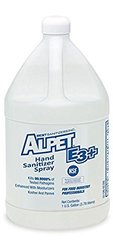 Best Sanitizers SA10014 Alpet E3 Plus Hand Sanitizer Spray
