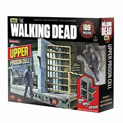 Walking Dead TV Prison Cell Construction Set - Upper Cell 109