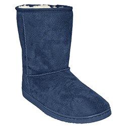 Dawgs's Women's 9 Inch Microfiber Boots: Navy/8