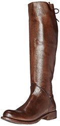 Bed Stu Women's Manchester Boot - Teak Glaze Leather - Size: 6.5