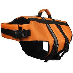 AKC Pet Flotation Device- Orange- XL