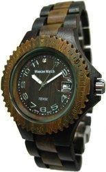 Tense Wood G4100DG Men's Sandalwood Watch
