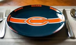 Boelter NFL Ceramic Serving Plate - Cowboys