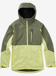 Burton Women's Berkley Jacket - Olive Night/Sunny Lime - Size: Medium