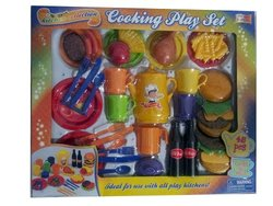 Kitchen Collection Cooking Playset - 45 Pieces