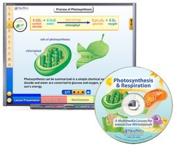 NewPath Learning Photosynthesis & Respiration Multimedia Lesson Grade 6-10