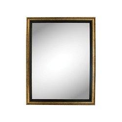 Kole Imports Bronze Trim Wall Mirror, 1.54 Pound