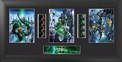 Green Lantern Movie (Series 2) Trio Film Cell Presentation