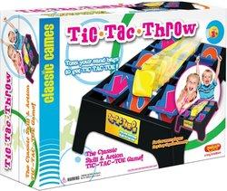 Tic Tac Throw Game